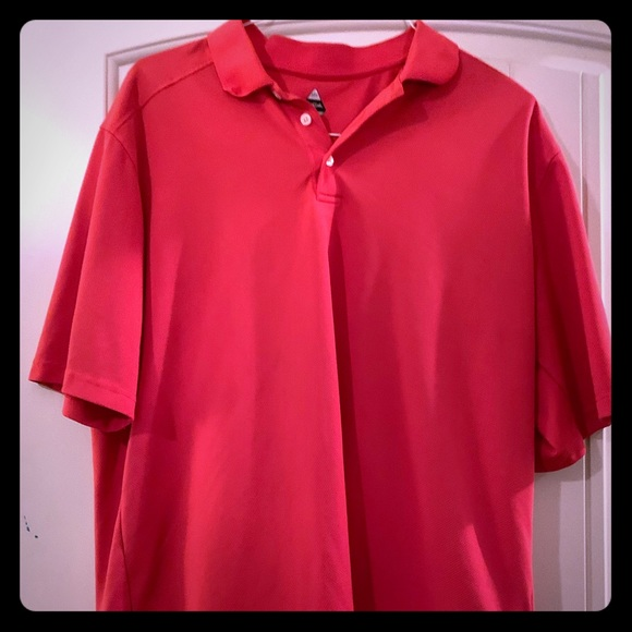 Bolle Coral Polo Golf Shirt, Like New